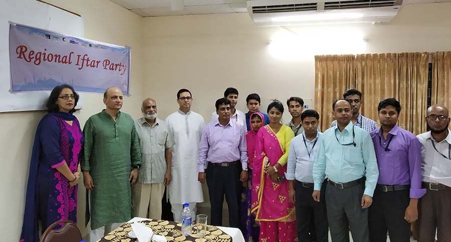 Town Hall Meeting at Rajshahi